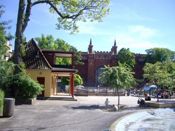 Ree Park-adresse institutioner København